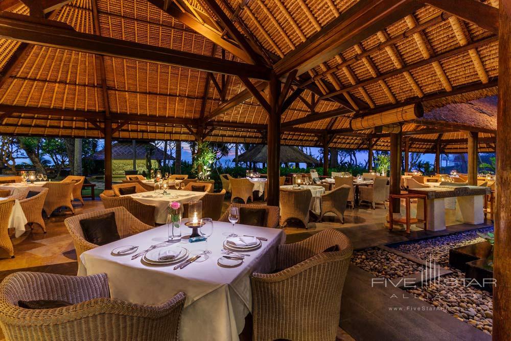 Oberoi Bali Dining VenueIndonesia