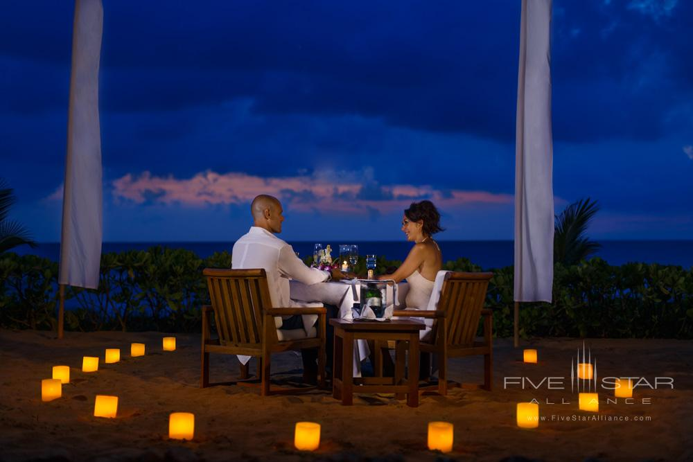 Oberoi Bali Romantic Dining SetupIndonesia
