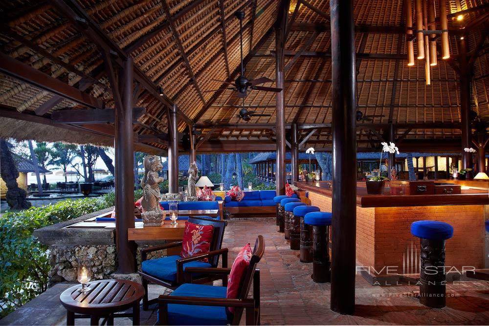 Kayu Bar at Oberoi BaliIndonesia