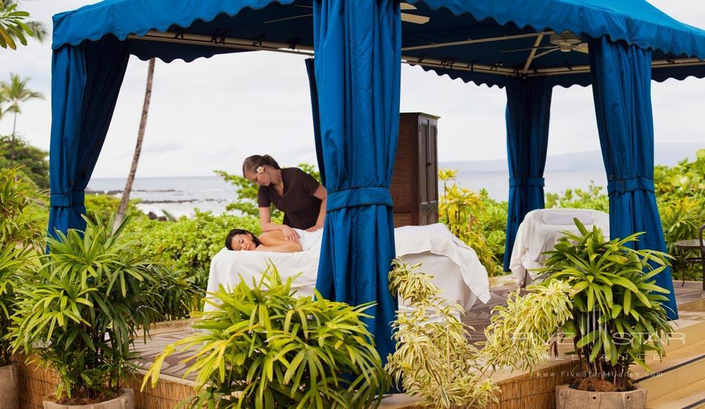 Spa at Fairmont Kea Lani Resort, HI