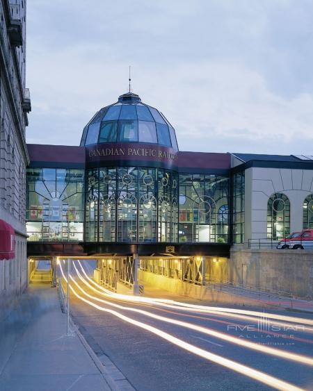 CP Railway Pavilion