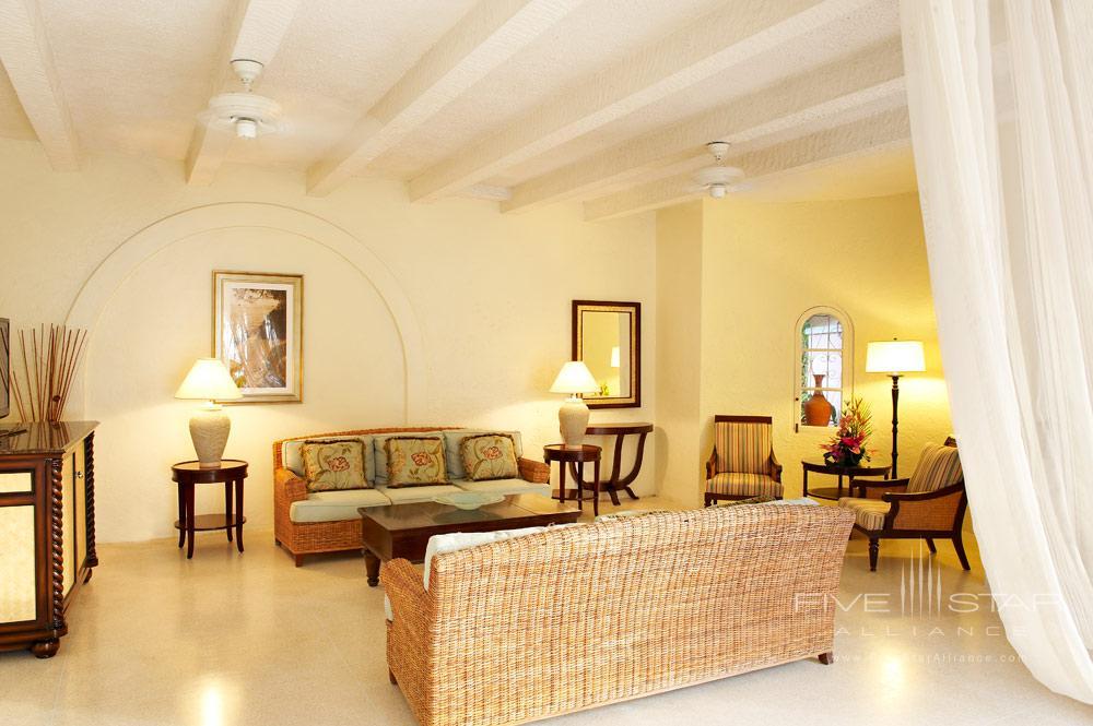 Villa room at Fairmont Royal Pavilion, St James, Bridgetown, Barbados