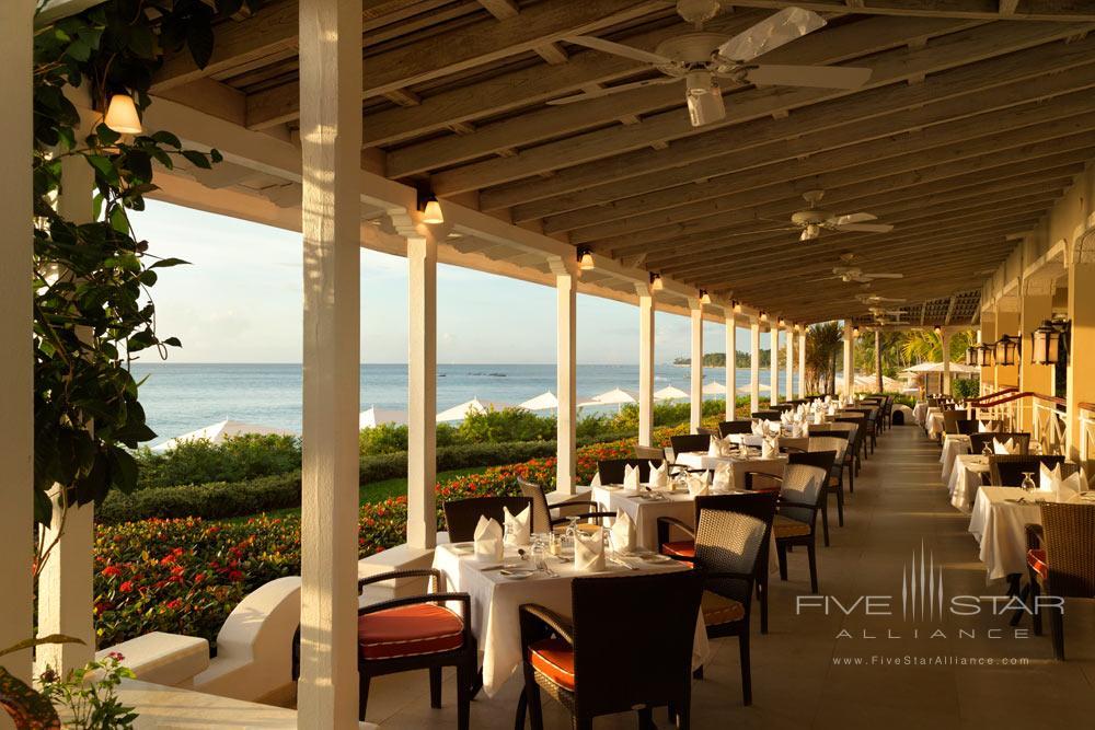 Restaurant at Fairmont Royal Pavilion, St James, Bridgetown, Barbados