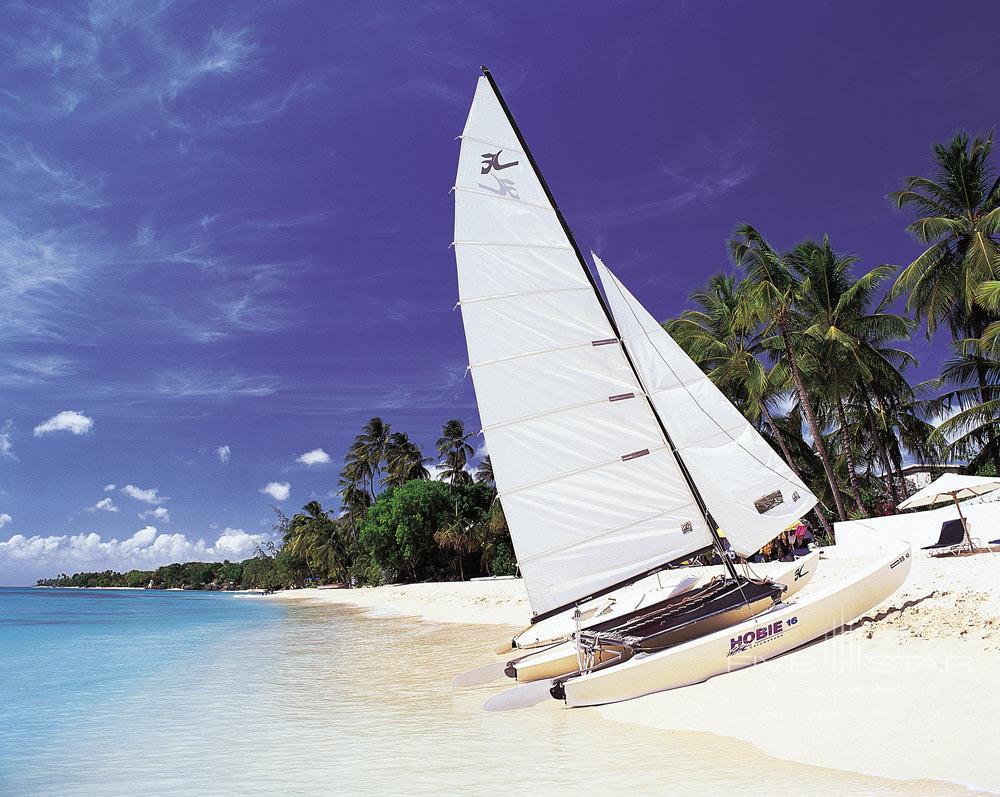 Beach at Fairmont Royal Pavilion, St James, Bridgetown, Barbados