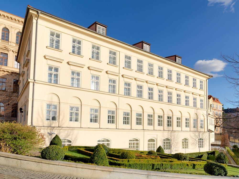 Four Seasons Prague ExteriorPrahaCzech Republic
