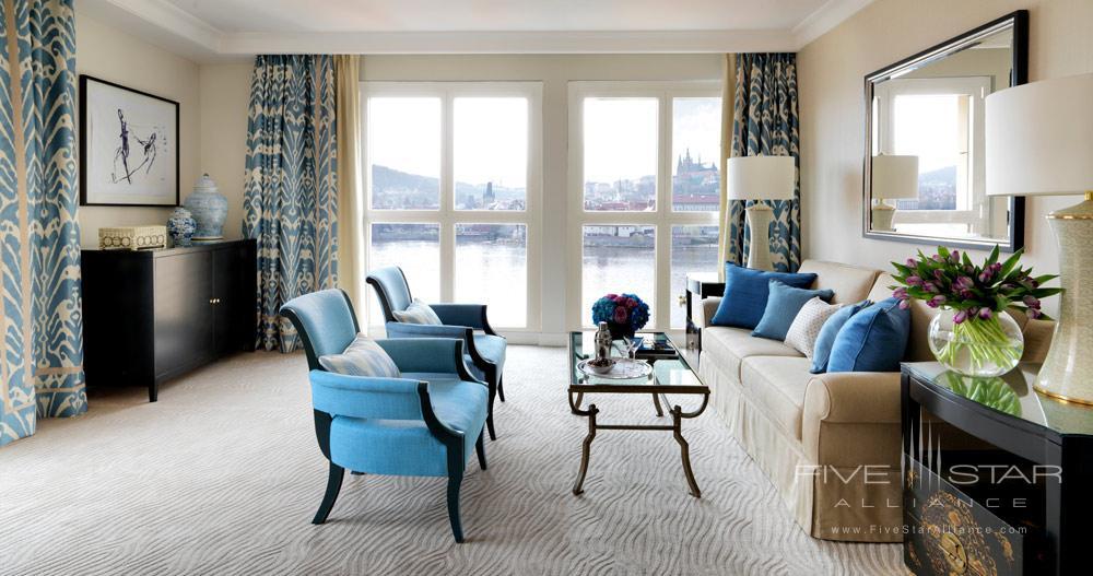 Four Seasons Prague suite family roomPrahaCzech Republic