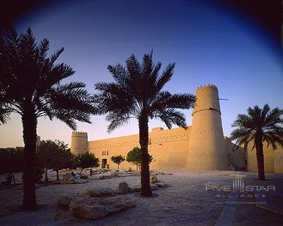 Picnic at Masmak Fortress