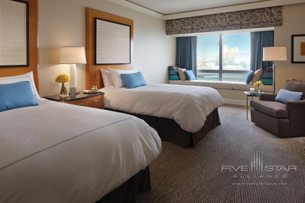 Double Guestroom at Four Seasons MiamiFL