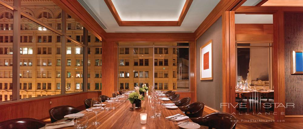 MKT Restaurant Bar at Four Seasons San Francisco