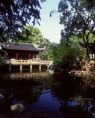 Ancient Yu Yuan Garden