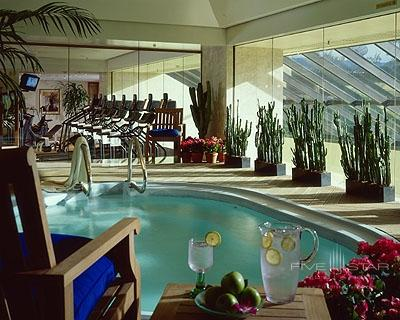 Spa and Fitness Room