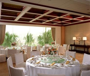 Shang Palace- Western Dinner