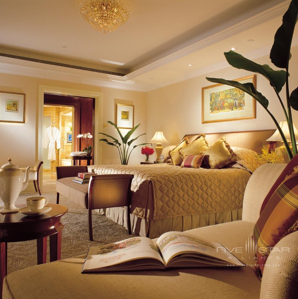 Guest Suite at Shangri-La Hotel SingaporeSingapore
