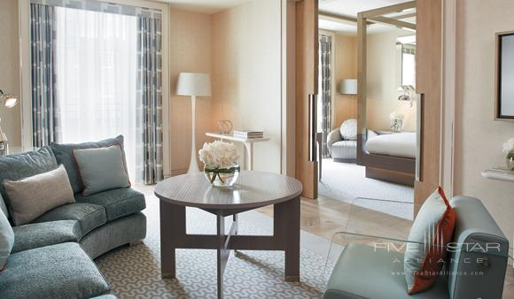 At the Berkeley in Londonthe newest additionthe Chelsea Suitesare the first and only guest rooms in the hotel with four poster beds.