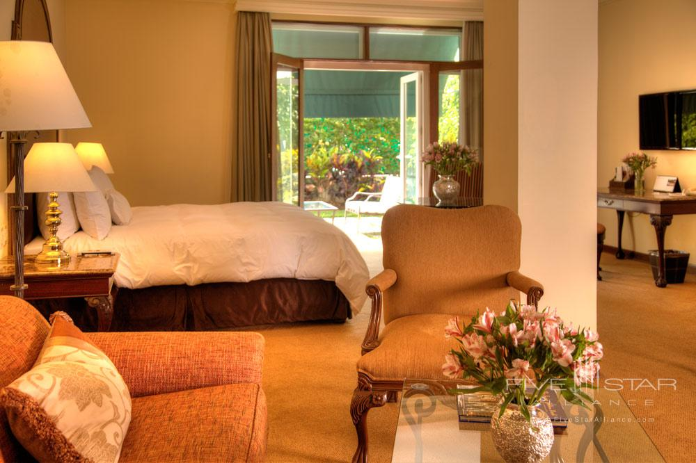 Guestroom at Country Club Lima Hotel, Peru