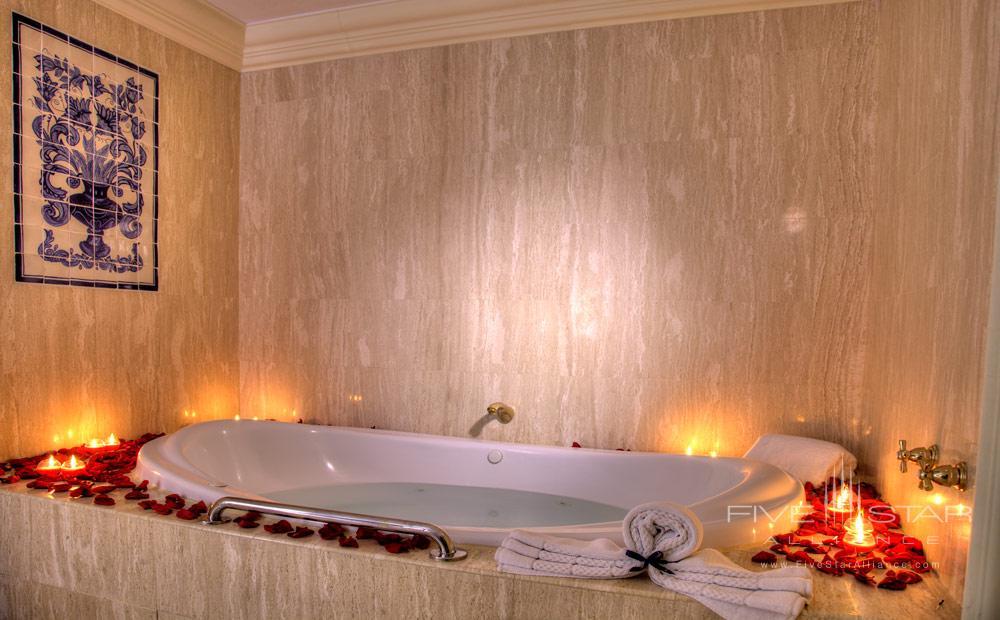 Guest Bath at Country Club Lima Hotel, Peru