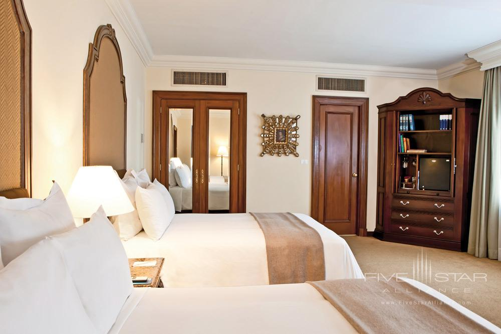 Double Guestroom at Country Club Lima Hotel, Peru