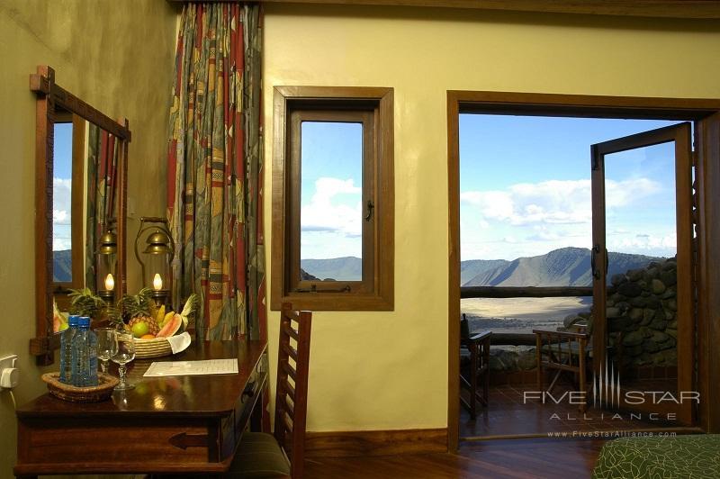 Ngorongoro Serena Safari Lodge Room