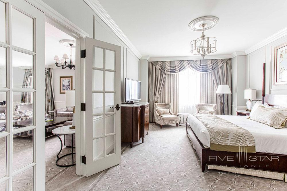 Belmond Charleston Place Luxury Suite, Charleston SC
