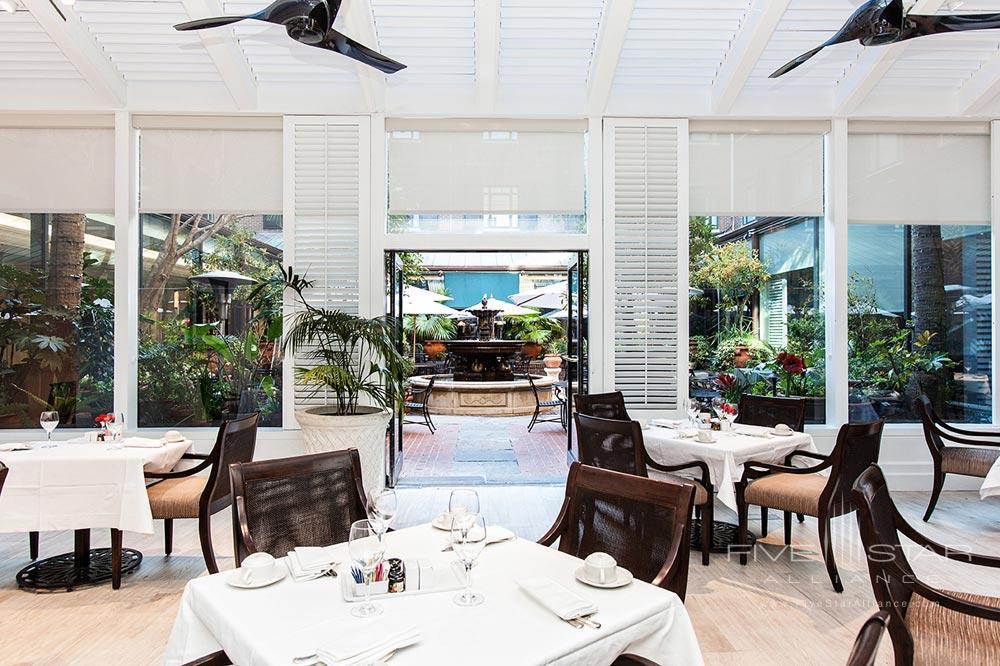Visit The Palmetto Cafe at Belmond Charleston Place, Charleston SC
