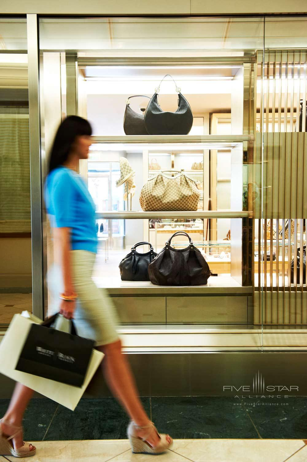 Visit the shops at Belmond Charleston Place, Charleston SC