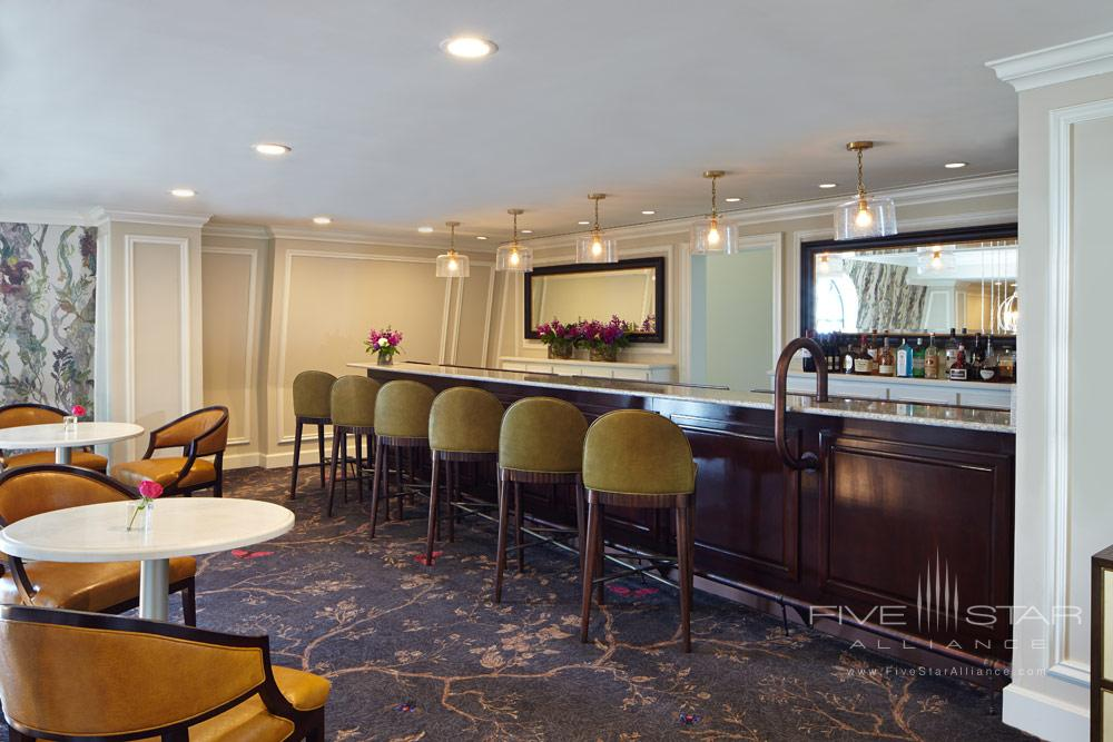 Exclusive club level of The Belmond Charleston Place, Charleston, SC