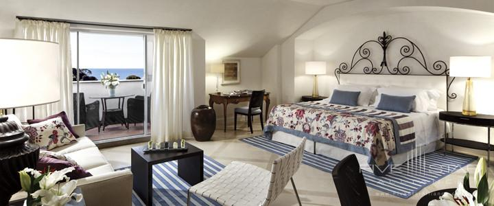 Junior Deluxe Suite at Belmond Hotel Splendido