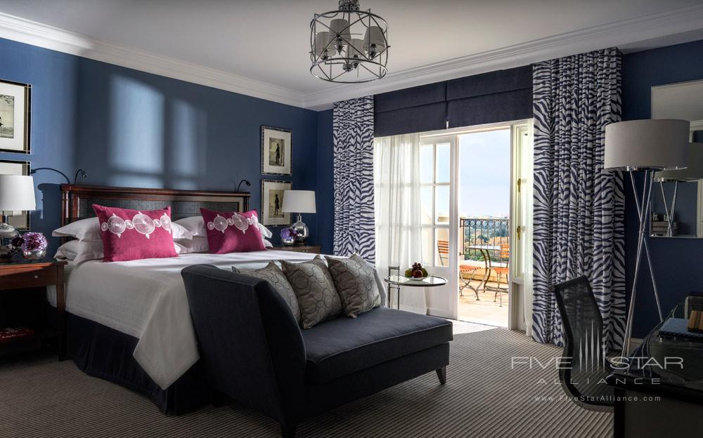 Guestroom at Four Seasons Hotel WestcliffJohannesburgSouth Africa