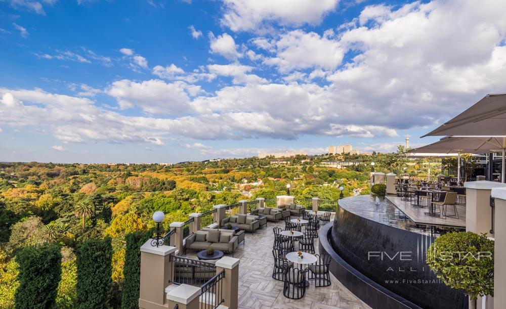 View from Four Seasons Hotel WestcliffJohannesburgSouth Africa