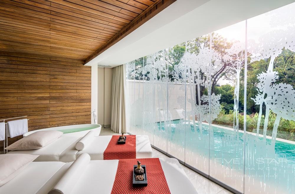 Spa at Four Seasons Hotel WestcliffJohannesburgSouth Africa