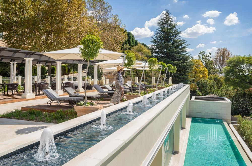 Pool at Four Seasons Hotel WestcliffJohannesburgSouth Africa