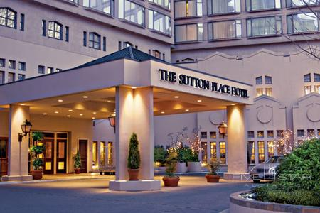 The Sutton Place HotelVancouver
