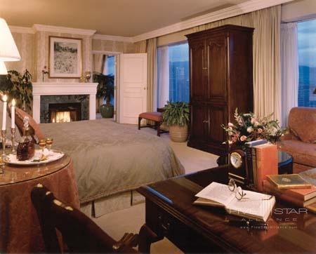 Sutton Place Vancouver Presidential Suite