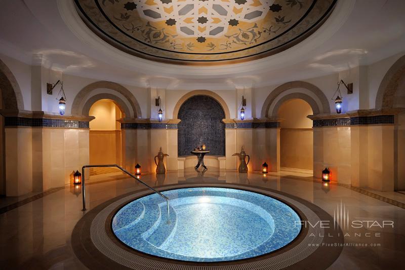 Spa at One and Only Royal Mirage PalaceDubai
