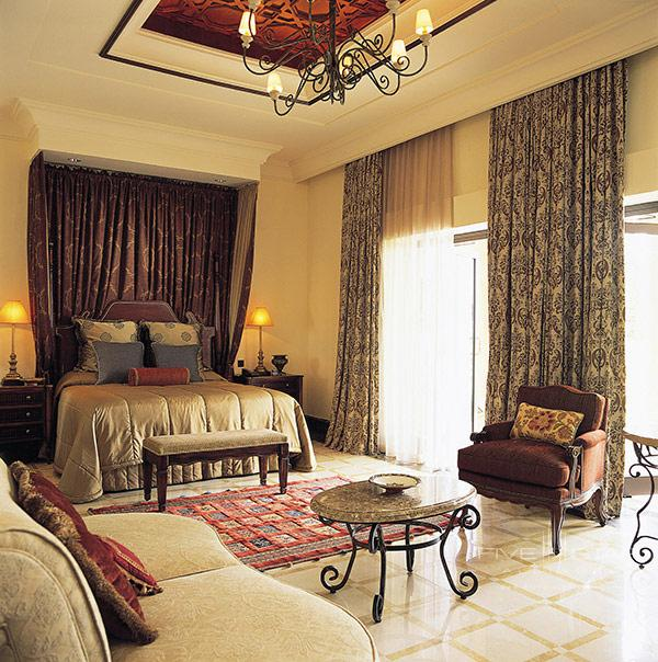 Accommodation at One and Only Royal Mirage PalaceDubai