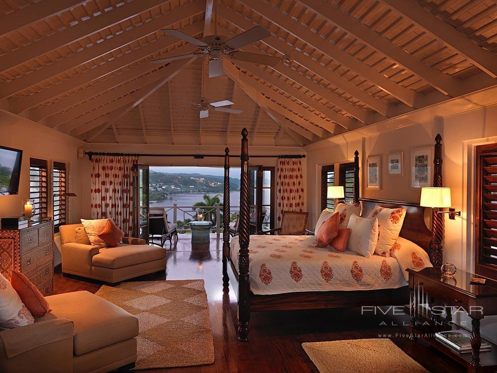 Grand Pineapple Villa at Round Hill Hotel And Villas Montego BayJamaica