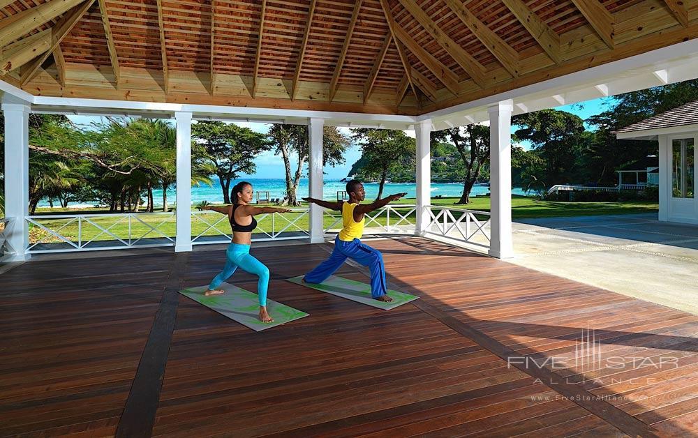 Yoga Pavilion at Round Hill Hotel And Villas Montego BayJamaica