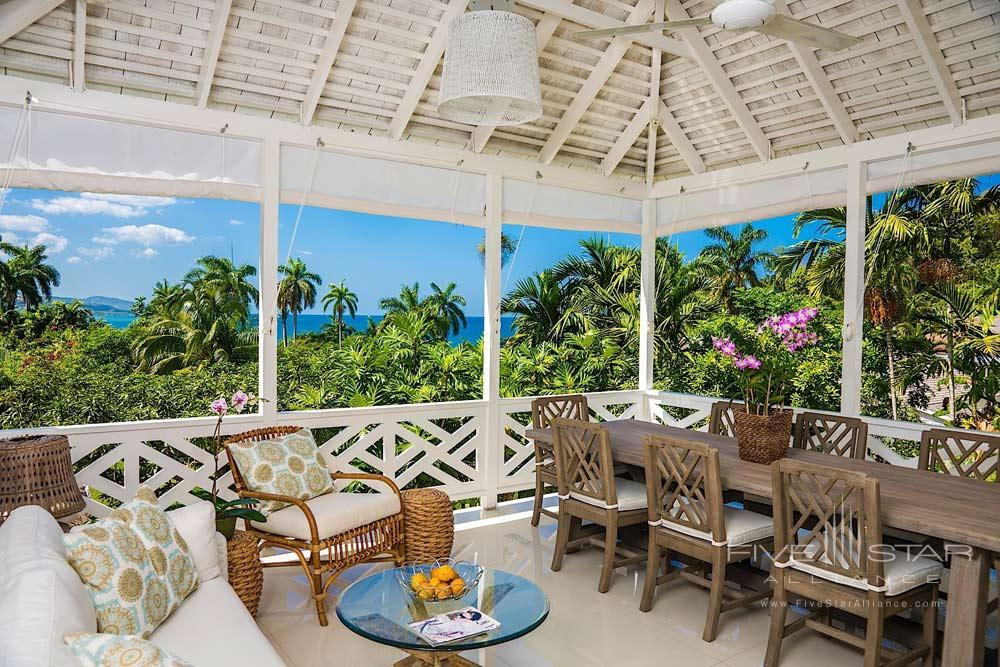 Villa Terrace at Round Hill Hotel And Villas Montego BayJamaica