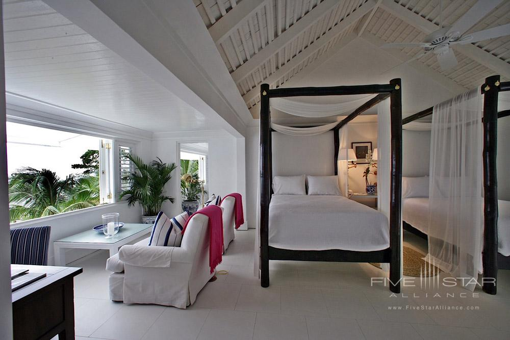 Double Room with Ocean View at Round Hill Hotel And Villas Montego BayJamaica