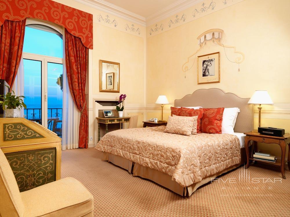 Guest Room at La Reserve De Beaulieu, Beaulieu Sur Mer, France