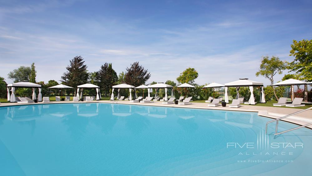 Outdoor Pool at San Clemente PalaceItaly