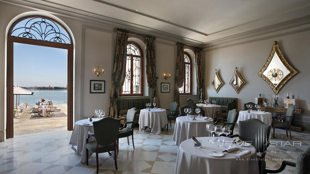 Dining at San Clemente PalaceItaly