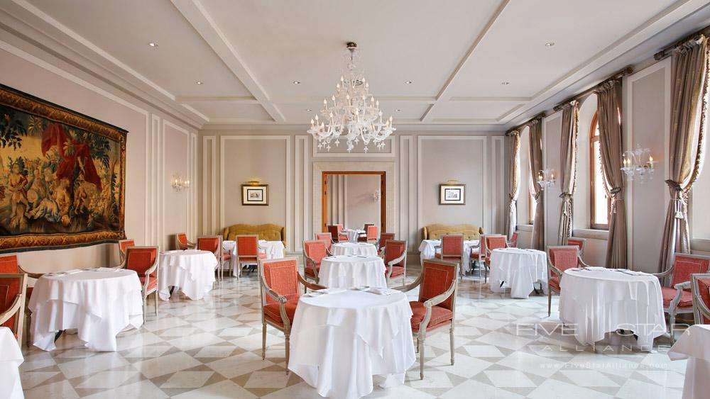 Dining Room at San Clemente PalaceItaly