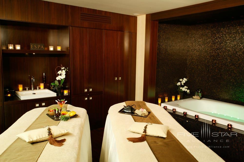 Couples Private Spa at Hotel Metropole