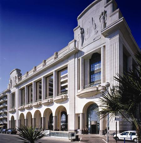Le Palais de la Mediterranee