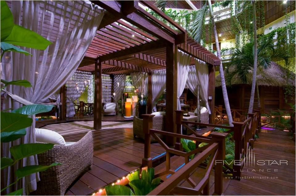 The Paradisus Cancun