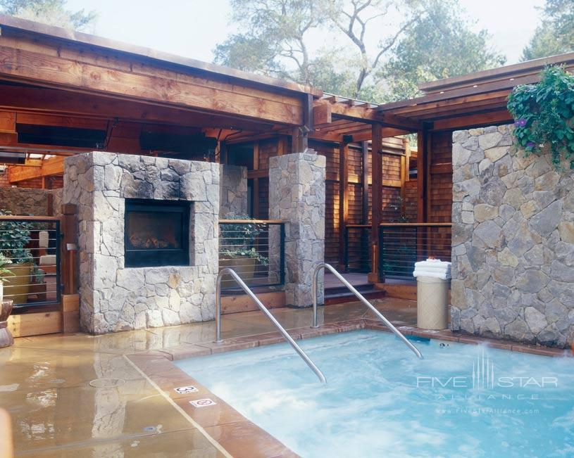 Spa at The Calistoga Ranch