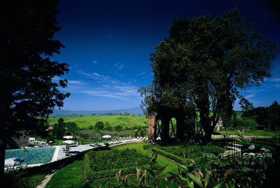 Fonteverde Natural Spa Resort Valley View