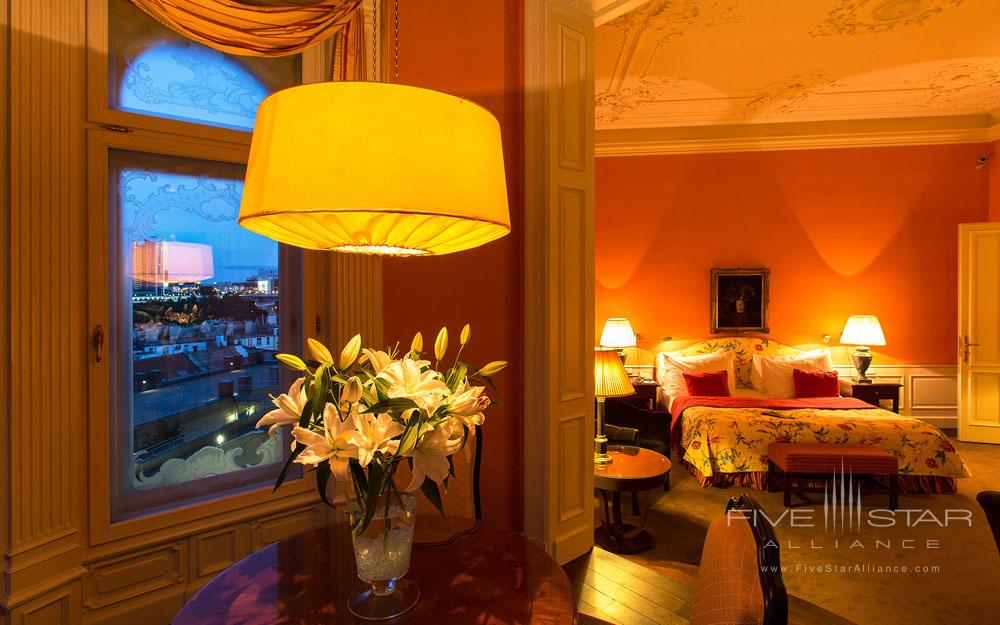 Suite with High View at Le Palais Art Hotel Prague