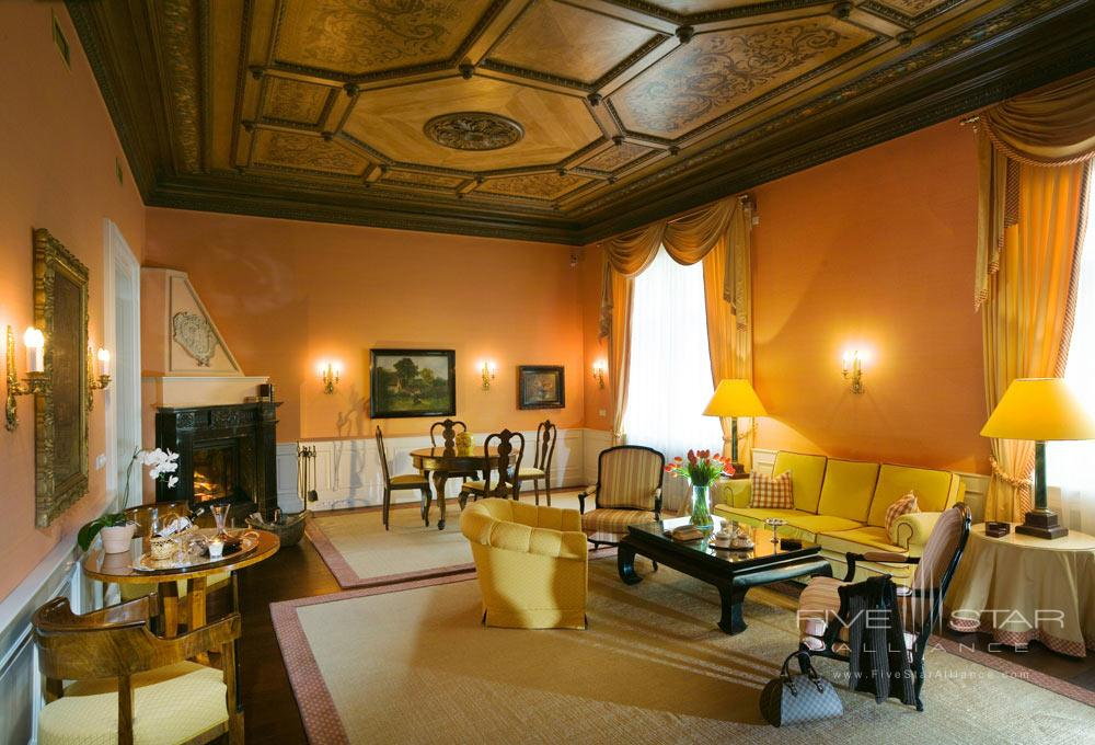Marlold Suite at Le Palais Art Hotel Prague